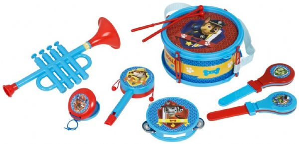 Official Paw Patrol Large Music Set